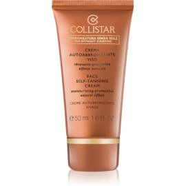 Collistar Self Tanners Self-Tanning Face Lotion  50 ml