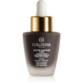 Collistar Self Tanners Selbstbräuner-Konzentrat für die Haut 30 ml