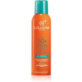 Collistar Sun Protection zaščitno pršilo za obraz in telo SPF 50+  150 ml