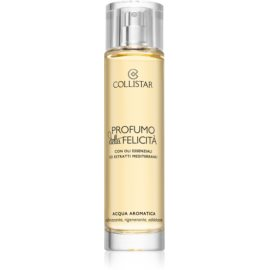 Collistar Benessere Della Felicitá Aromatic Body Water With Essential Oils And Mediterranean Extracts  100 ml