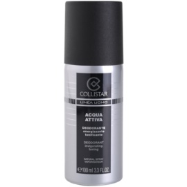 Collistar Acqua Attiva Deo-Spray für Herren 100 ml