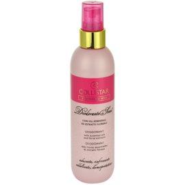 Collistar Benessere Dei Sensi deodorant ve spreji pro všechny typy pokožky  125 ml