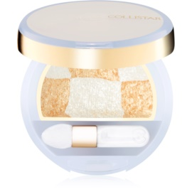 Collistar Double Effect sombras tom 23 Gold with White  5 g