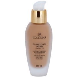 Collistar Foundation Anti-Age Lifting make-up s liftingovým účinkem SPF 10 odstín 5 Cannella 30 ml