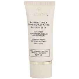 Collistar Foundation Supermoisturizing Hydratisierendes Make Up SPF 10 Farbton 2 Sand 30 ml