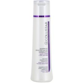 Collistar Instant Smoothing Line Filler Effect šampon za glajenje krepastih las  250 ml