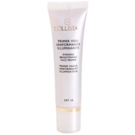 Collistar Make-up Base Brightening Primer podkladová báze pro rozjasnění pleti  30 ml