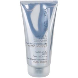 Collistar Magica CC máscara nutritiva com cor para o cabelo castanho claro e loiro escuro  150 ml