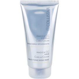 Collistar Magica CC mascarilla nutritiva con color  para cabello extra claro, blanco o con mechas  150 ml