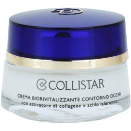 Collistar Special Anti-Age crema biorevitalizante para contorno de ojos  15 ml