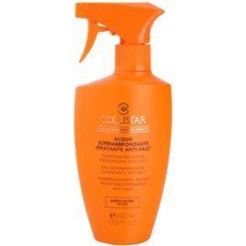 Collistar Sun No Protection Hydraterende Bruiningswater tegen Zeezout  zonder Beschermingsfactor   400 ml