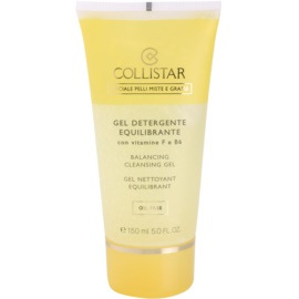 Collistar Special Combination And Oily Skins почистващ гел  с витамини F и B6  150 мл.