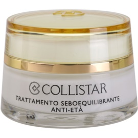 Collistar Special Combination And Oily Skins crème rajeunissante pour réguler le sébum  50 ml