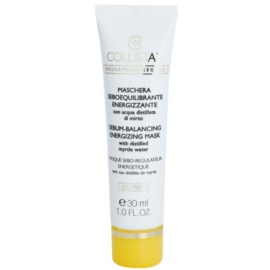 Collistar Special Combination And Oily Skins Sebum-Balancing Energizing Mask  30 ml