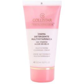 Collistar Special Active Moisture Reinigungscreme für normale und trockene Haut  150 ml