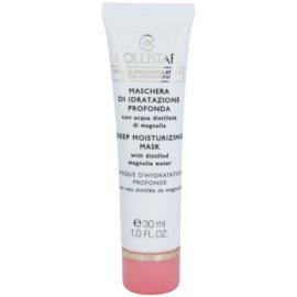 Collistar Special Active Moisture feuchtigkeitsspendende und aufhellende Maske  30 ml