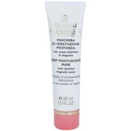 Collistar Special Active Moisture hydratační a rozjasňující maska  30 ml