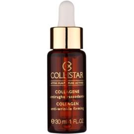 Collistar Pure Actives kolagenové sérum proti vráskám  30 ml