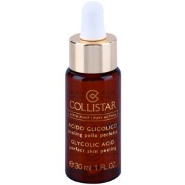 Collistar Pure Actives peeling enzymatyczny z kwasem glikolowym  30 ml