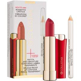Collistar Rossetto  Lipstick kozmetika szett II.