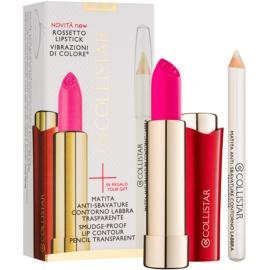 Collistar Rossetto  Lipstick kozmetika szett IV.