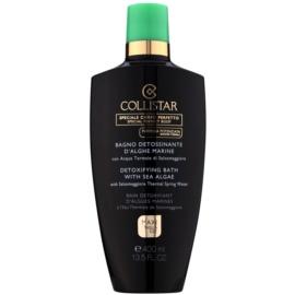 Collistar Special Perfect Body Badeöl zum Entschlacken mit Auszügen aus Meeresalgen  400 ml