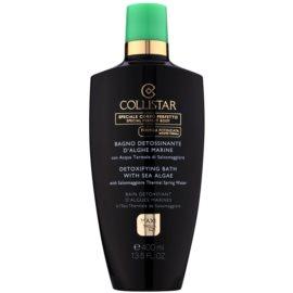 Collistar Special Perfect Body detoxikačný kúpeľový olej s výťažkami z morských rias  400 ml