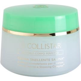 Collistar Special Perfect Body Slimming Body Cream With Sea Salt  400 ml