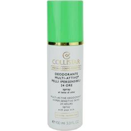 Collistar Special Perfect Body dezodorans u spreju za osjetljivu kožu  100 ml