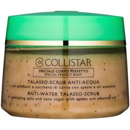Collistar Special Perfect Body oczyszczający peeling do ciała  z solą morską  700 g