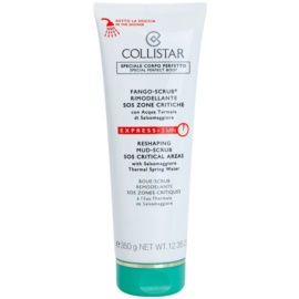 Collistar Special Perfect Body exfoliante de barro remodelador  350 ml