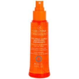 Collistar Hair In The Sun vodoodporno zaščitno olje za lase proti sončnemu sevanju  100 ml