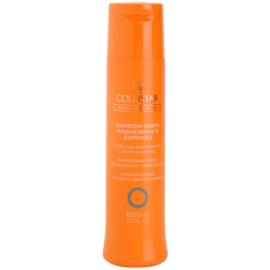 Collistar Hair In The Sun krémový šampon po opalování  200 ml