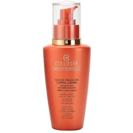 Collistar Self Tanners Self Tan Emulsion For Body And Legs  125 ml