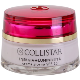 Collistar Special First Wrinkles дневен крем против бръчки  SPF 20  50 мл.