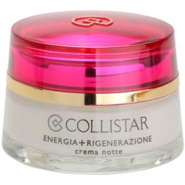 Collistar Special First Wrinkles éjszakai regeneráló feszesítő krém az érzékeny arcbőrre  50 ml