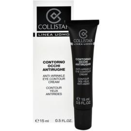 Collistar Man крем проти зморшок для шкіри навколо очей  15 мл