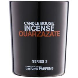 Comme Des Garcons Series 3 Incense: Ouarzazate illatos gyertya  145 g
