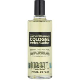 Comme des Garçons Series 4 Cologne: Anbar Eau de Cologne unisex 125 ml