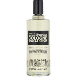 Comme Des Garcons Series 4 Cologne: Citrico Eau de Cologne unisex 125 ml
