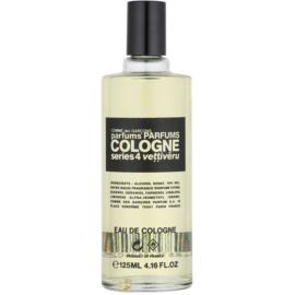 Comme des Garçons Series 4 Cologne: Vettiveru agua de colonia unisex 125 ml