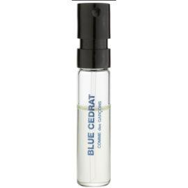 Comme Des Garcons Blue Cedrat Eau de Parfum unisex 1,5 ml
