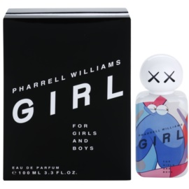 Comme Des Garcons Girl (Pharrell Williams) Eau de Parfum unisex 100 ml