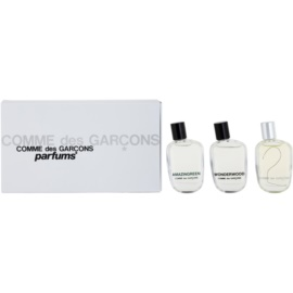 Comme Des Garcons Miniatures Collection Gift Set I.  Eau De Parfum 9 ml + Eau De Parfum 9 ml + Eau De Parfum 9 ml