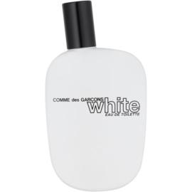 Comme Des Garcons White Eau de Toilette für Damen 50 ml