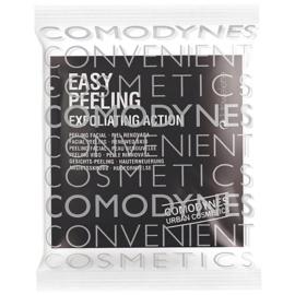 Comodynes Easy Peeling Exfoliating Face Wipes  8 pc