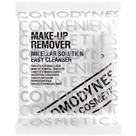 Comodynes Make-up Remover Micellar Solution Cleansing Wipes for All Skin Types  8 pc