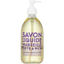 Compagnie de Provence Aromatic Lavender vloeibare marseillezeep  500 ml