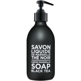 Compagnie de Provence Black Tea savon liquide de Marseille  300 ml