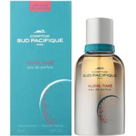 Comptoir Sud Pacifique Aloha Tiare parfémovaná voda pro ženy 50 ml